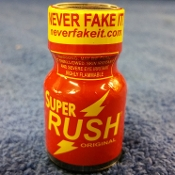 Super Rush Liquid Aroma / 18 Bottles for $100 / Overstock!