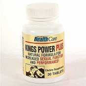 Kings Power / Increased Sexual Function and Performance! $6.00